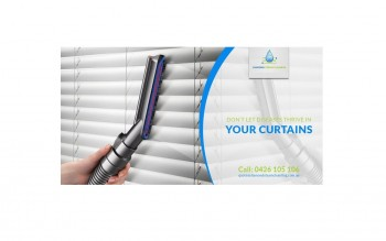 Curtain Cleaning in Melbourne by Professionals