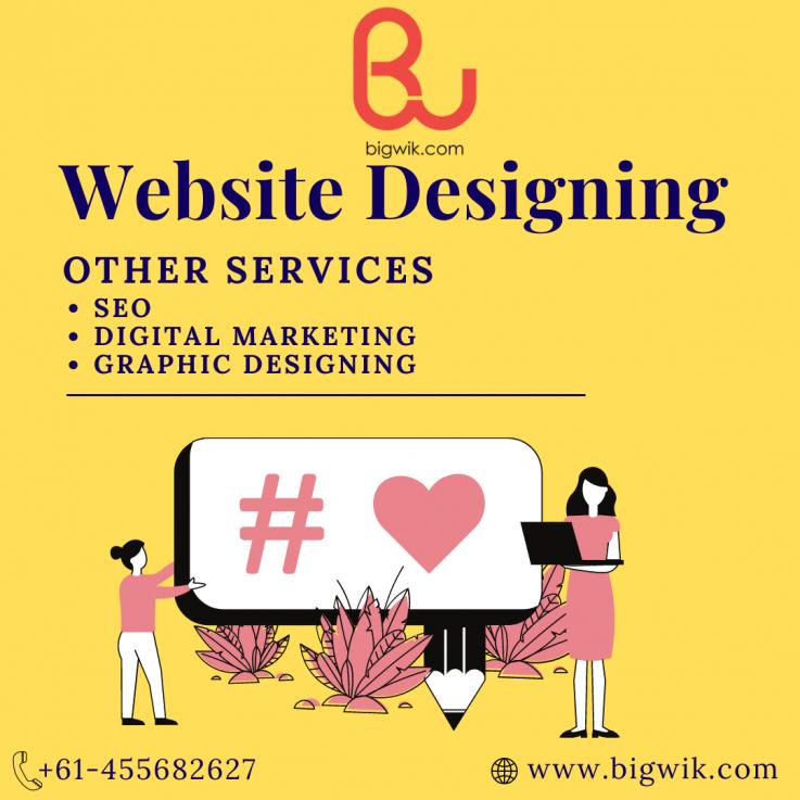 Website Designin ...