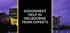 Remarkable Assignment Help in Melbourne From MyAssignmenthelp