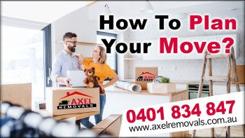Household Relocation Services-Axel Remov