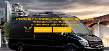 sydney airport shuttle transfer service