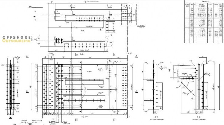 Shop drawing out ...