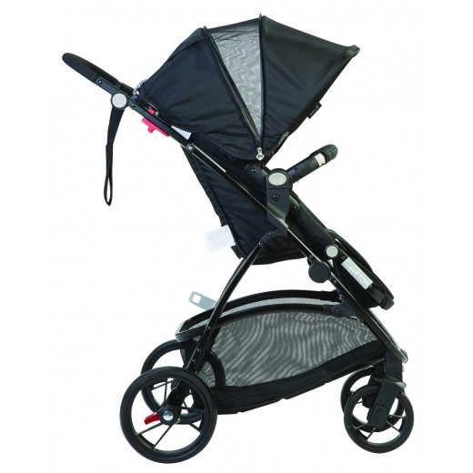 Visto 4 Wheel Stroller - Dusk Safety 1s