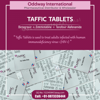 Generic Taffic Tablets Exporter and Wholesaler in India-USA