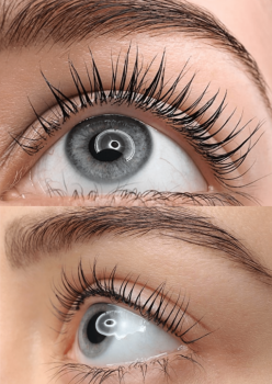 Give Your Face More Definition with Lash Lift and Tint