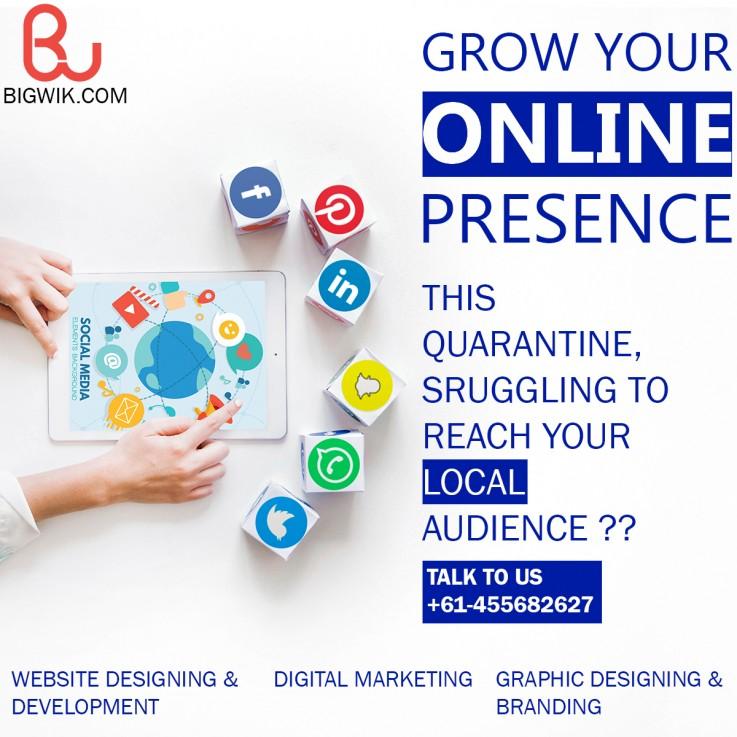 Grow Your Online ...