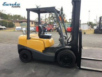 Buy Used Forklifts In Brisbane   At The