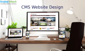 What is CMS Website Design is About?