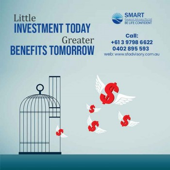 Get the Best Investment Advisor in Melbourne