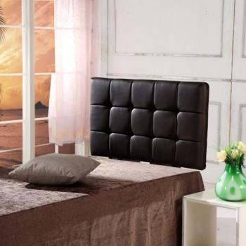 PU Leather Single Bed Deluxe Headboard