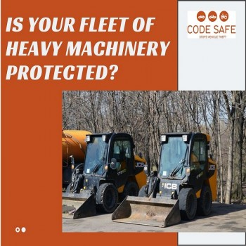 Is your fleet of heavy machinery protect
