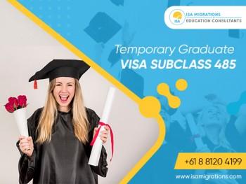 Temporary Graduate Visa 485 | Subclass 485
