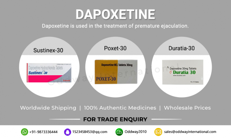 Buy Dapoxetine T ...