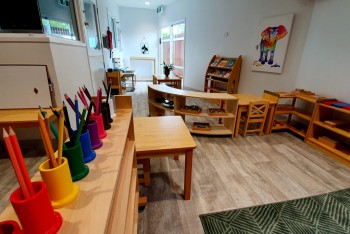 Montessori Education for Toddlers