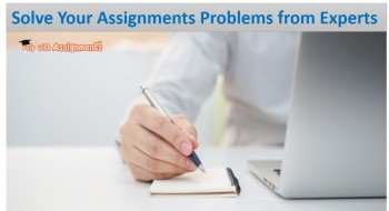 Solve Your Assignments Problems from Experts
