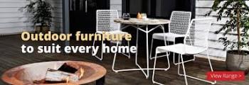 Buy Weatherproof outdoor furniture