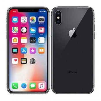 Iphone X/64GB - UNLIMITED MOBILE PLAN!
