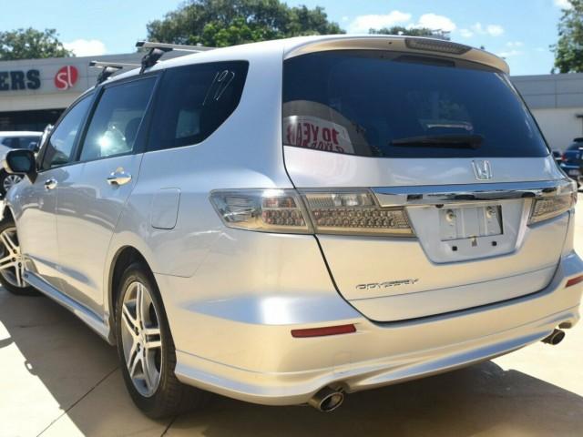 2012 Honda Odyssey 4th Gen Luxury Wagon