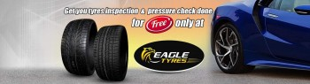 Tyre Set of Top Brands at Low Price