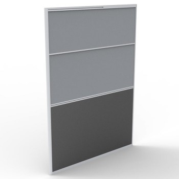 SPACE SYSTEM SCREEN PANEL, 1650MM HIGH