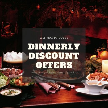 Dinnerly Discount Vouchers