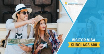 Visitor Visa Subclass 600 | Tourist Visa 600 | Migration Agent Perth