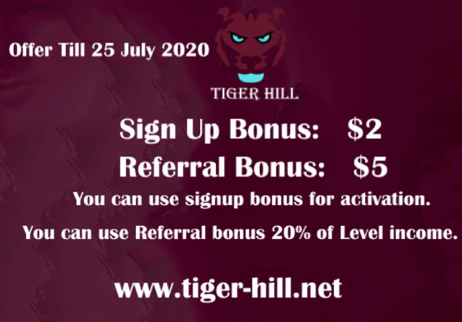 Earn $2 signup bonus!