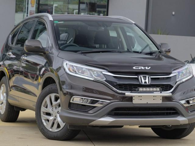 2015 MY16 Honda CR-V RM Series II MY16 V