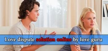 Love Dispute Solution