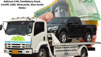 Cash for Accidental Truck Newcastle