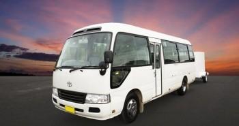 Byron Bay Bus Hire