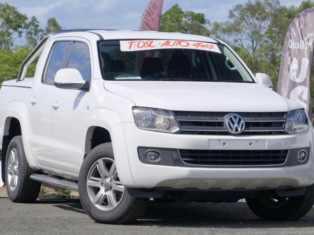 2012 MY12.5 Volkswagen Amarok 2H MY12.5