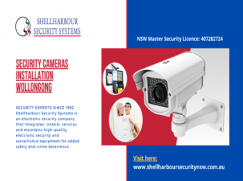 Security Camera for Home and Business