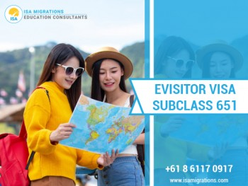 Know About The eVisitor Visa Subclass 651