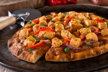 Spicy Hot Pizza's 10%  0FF @ Bubba Pizza