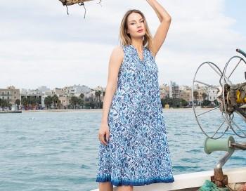 Wholesale Dress Bubble Hem by Orientique
