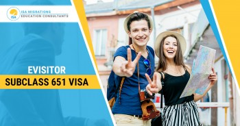 Evisitor 651 Visa | Evisitor Visa Subclass 651