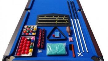 PUB SIZE POOL TABLE 8FT SNOOKER BILLIARD