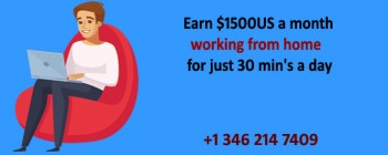 DOES $1500 ++ PER MONTH WORKING 1-2 HOURS A WEEK ON YOUR COMPUTER SOUND GOOD???   READ ON...