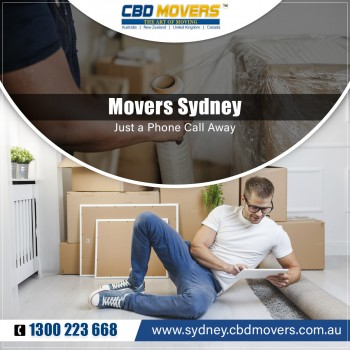 Best Relocation Services | Sydney CBD Movers