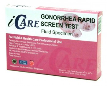 Easy To Use at Home - Gonorrhoea Test Ki
