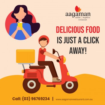 Need to order takeaway online in melbour