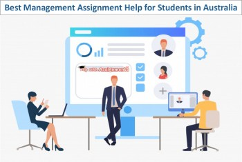 Best Management Assignment Help for Students in Australia