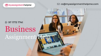 Aware & Professional Business Assignment Help Services Provider