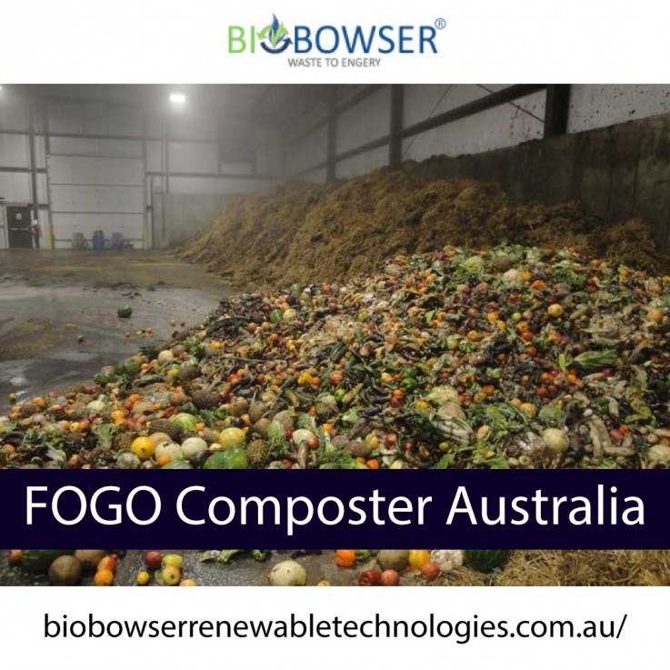 FOGO Composter A ...