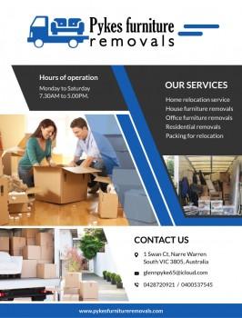 Office furniture removals Cranbourne