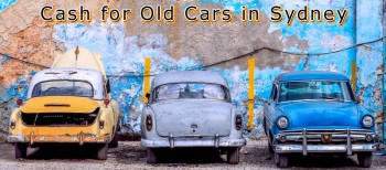 Sydney Car Recyclers | Cash For Old Cars