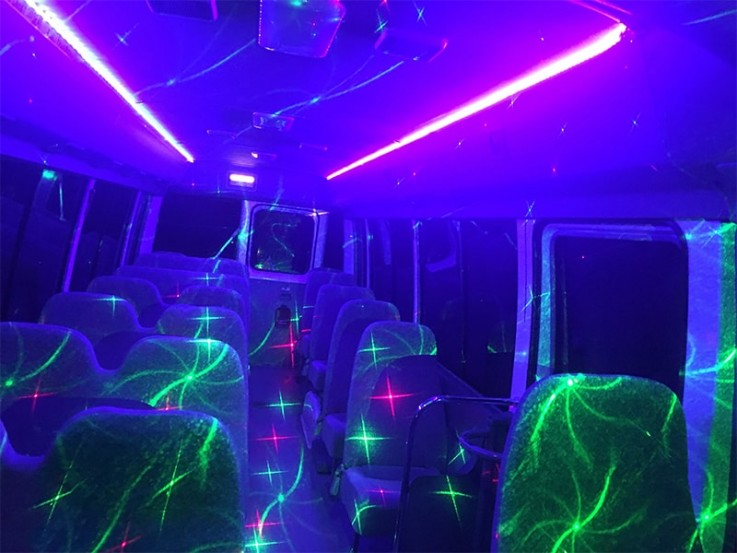 Hire Wedding Party Bus at Attractive Rates