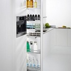 Buy pull out kitchen pantry storage