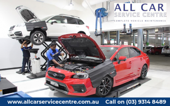 Car Mechanic Yarraville